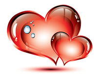 Free Red Hearts Royalty Free Stock Photography - 31897707