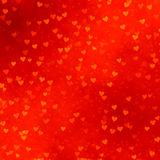 Red hearts background of Valentine's day. Love grunge texture Royalty Free Stock Photos