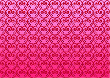 Red_hearts_pattern_texture Immagine Stock