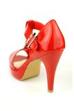 Red heels Royalty Free Stock Image