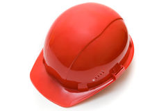 Red helmet Royalty Free Stock Photo