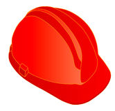 Red Helmet Stock Photos