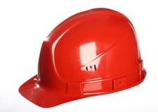 Red helmet Royalty Free Stock Image