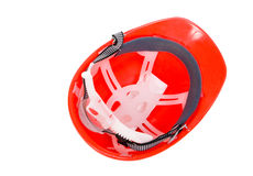 Red helmet royalty free stock images