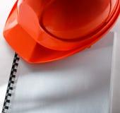Red helmet Stock Photography