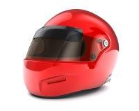 Red  helmet Royalty Free Stock Photos