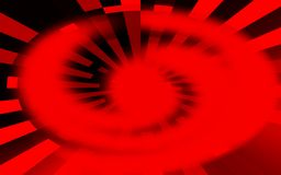 Red hi-tech abstract Royalty Free Stock Photos