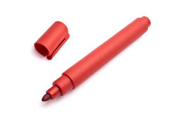 Red Highlighter Royalty Free Stock Image