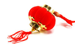 Red сhinese lantern Royalty Free Stock Photos