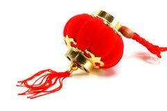 Red сhinese lantern Royalty Free Stock Photos