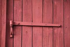 Red hinge Stock Image