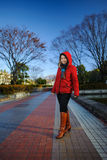 Red Hood 01 Royalty Free Stock Photography