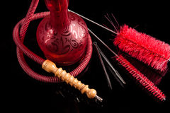 Red hookah Royalty Free Stock Photo