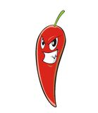 Red Hot Chili Royalty Free Stock Photo