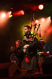 The Red Hot Chili Pipers Stock Photos