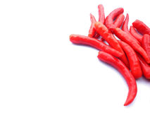 Red hot chilli pepper Stock Photos