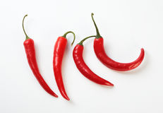 Free Red Hot Peppers Stock Photos - 12331293