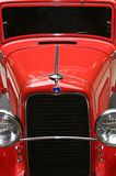 Red hot rod Royalty Free Stock Image