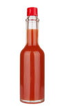 Red hot sauce Royalty Free Stock Photography