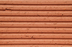 Red house Brick. Royalty Free Stock Photo