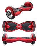 Red hover Board Stock Photos