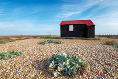 The Red Hut at Rye Stock Photos