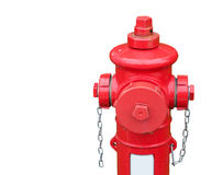 Red hydrant Stock Photography