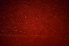 Red imitation leather background texture Stock Photo