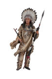 Red Indian Stock Photography