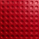 Red Industrial Metallic Shiny Background Royalty Free Stock Photography