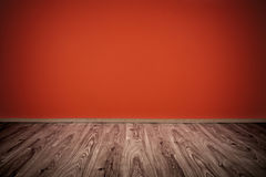 Red interior design Royalty Free Stock Photo