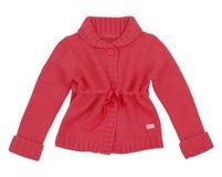 Red jacket Stock Photo