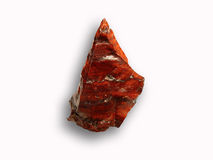 Red Jasper Stock Photo