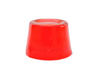 Red jelly Royalty Free Stock Photography