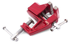 Red jew vise Stock Images