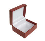 Red jewely box Royalty Free Stock Photography