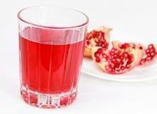 Red Juice Stock Photo