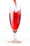 Red juice Royalty Free Stock Photo
