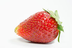 Red and juicy strawberry Royalty Free Stock Images