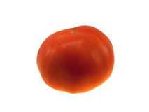Red juicy tomato Stock Images