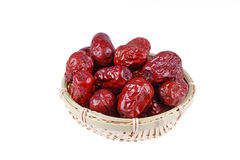 Red jujube Stock Photos
