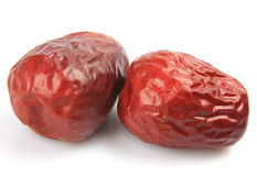 Red jujube Royalty Free Stock Image