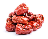 Red jujube Stock Images
