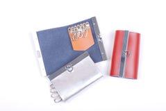 Red key bag Stock Photos