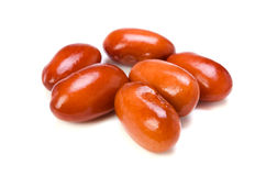 Red kidney bean Royalty Free Stock Images