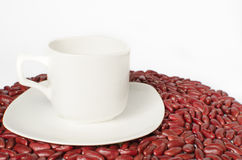 Red kidney bean Royalty Free Stock Photo