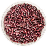 Red Kidney Beans IN White Bowl IV Royalty Free Stock Photo