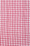 Red Kitchen Napkin Stock Image