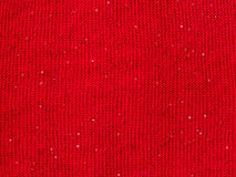 Knitting background close up Royalty Free Stock Photos