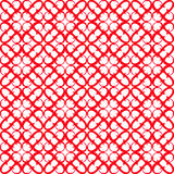 Red lace ornament background Stock Photos